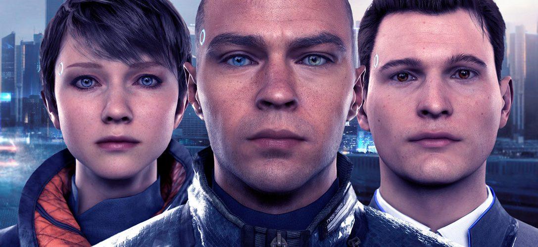 Detroit: Become Human s'empare la 1e place du classement des meilleures ventes mensuelles sur PlayStation Store