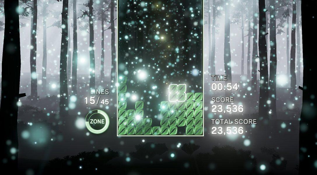 Tetris Effect annoncé pour PS4 et PS VR, du créateur de Rez, Tetsuya Mizuguchi