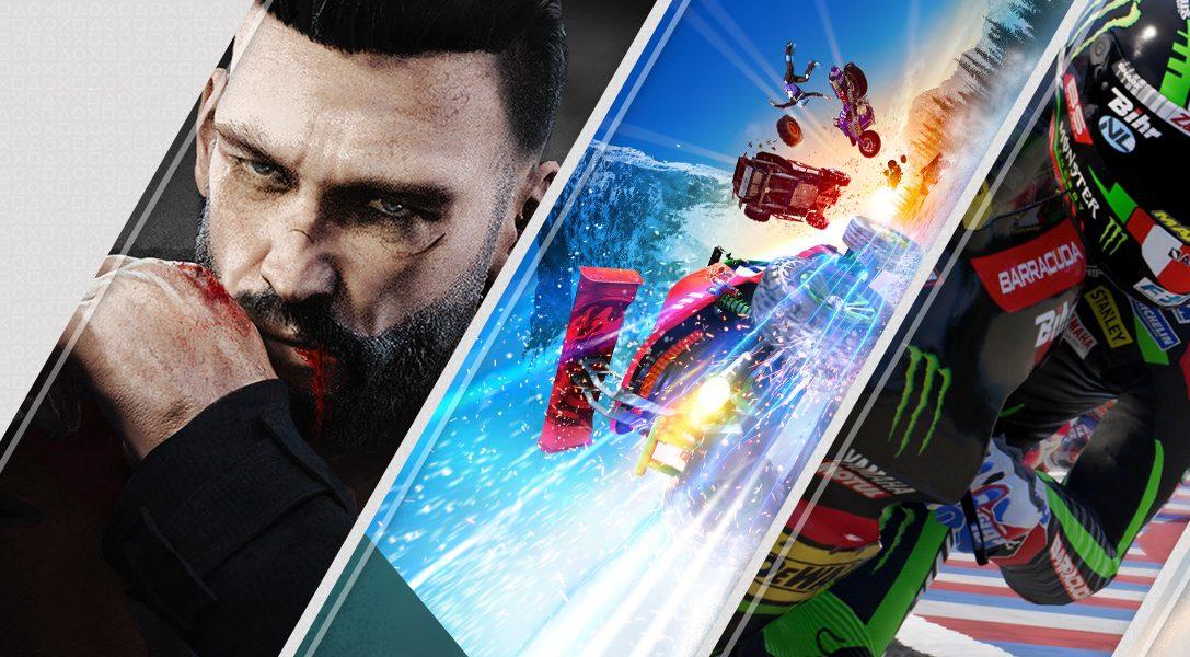 Onrush, Vampyr et MotoGP en tête des sorties PlayStation Store de la semaine