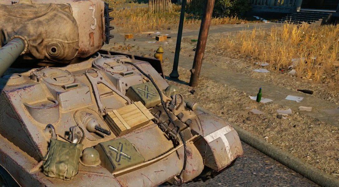 Faites le plein d'infos sur World of Tanks: Mercenaries, disponible dès aujourd'hui sur PS4