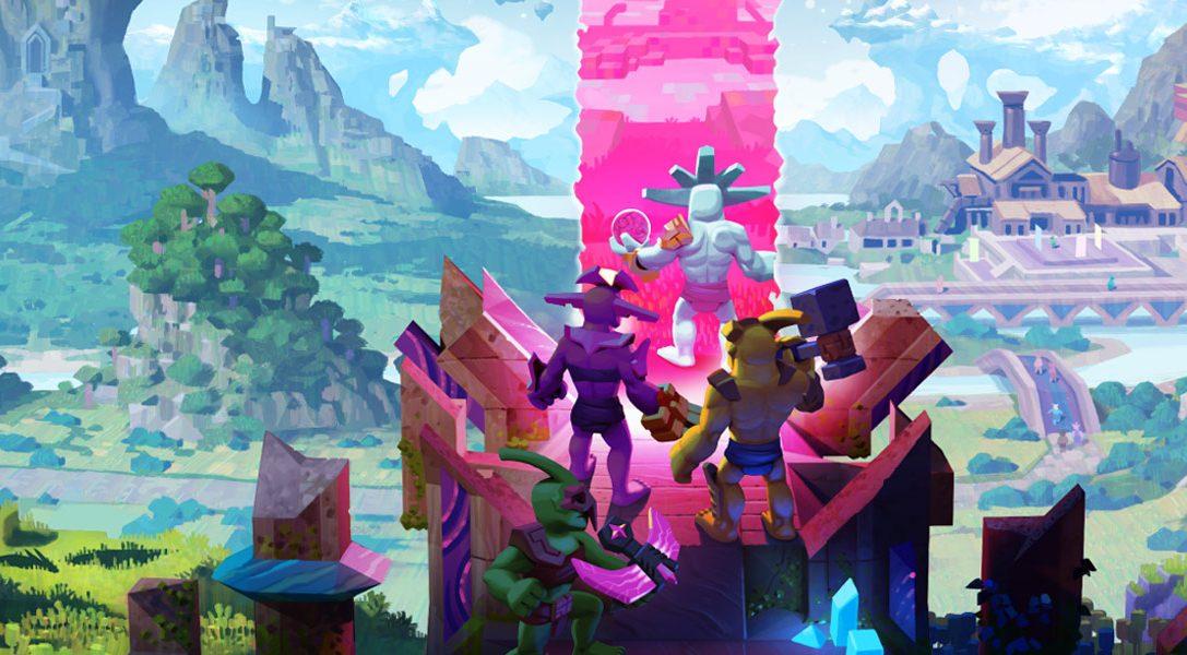 Boundless arrive sur PS4 en septembre – et a une superbe nouvelle bande-annonce