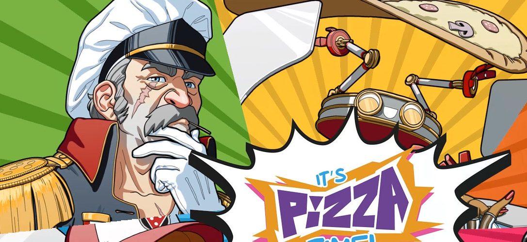 Pizza Titan Ultra : livrez votre pizza sans détruire la ville avec votre méca géant