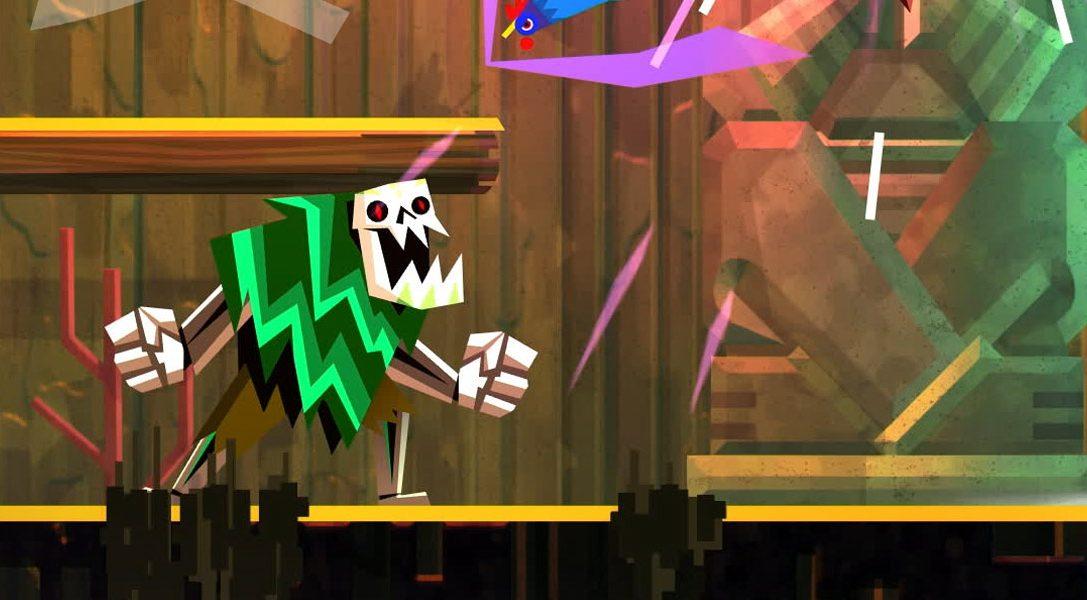 Le jeu de plate-forme/combat haut en couleur Guacamelee! 2 sort le mois prochain sur PS4