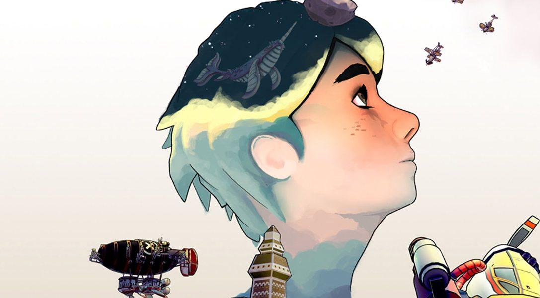 Montez dans les airs, affrontez des pirates et pêchez des poissons dans le twin-stick shooter Airheart, dispo sur PS4 dès demain