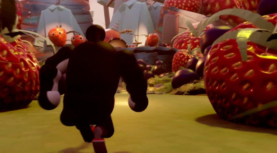 Découvrez « Les aventures de Mega Penguin » dans Dreams, le nouveau jeu extraordinaire de Media Molecule