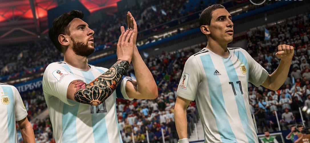 Le mois dernier, FIFA 18 a réalisé les meilleures ventes sur PlayStation Store