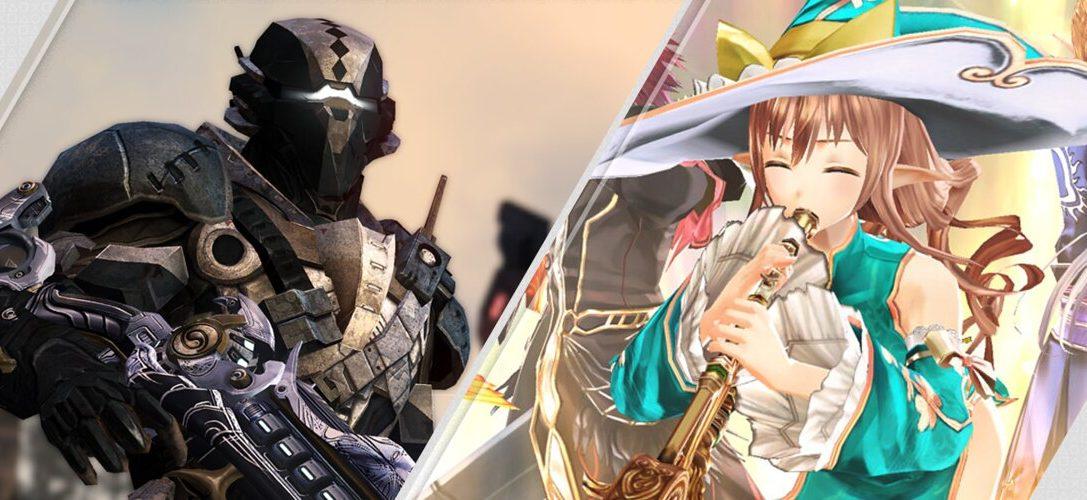 Le meilleur du PlayStation Store cette semaine : Defiance 2050, Shining Resonance Refrain, The Spectrum Retreat et bien d'autres…