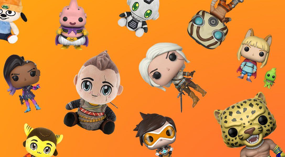 PlayStation Gear : de nouvelles offres sur les Funko Pop!, les Stubbins et plus encore !