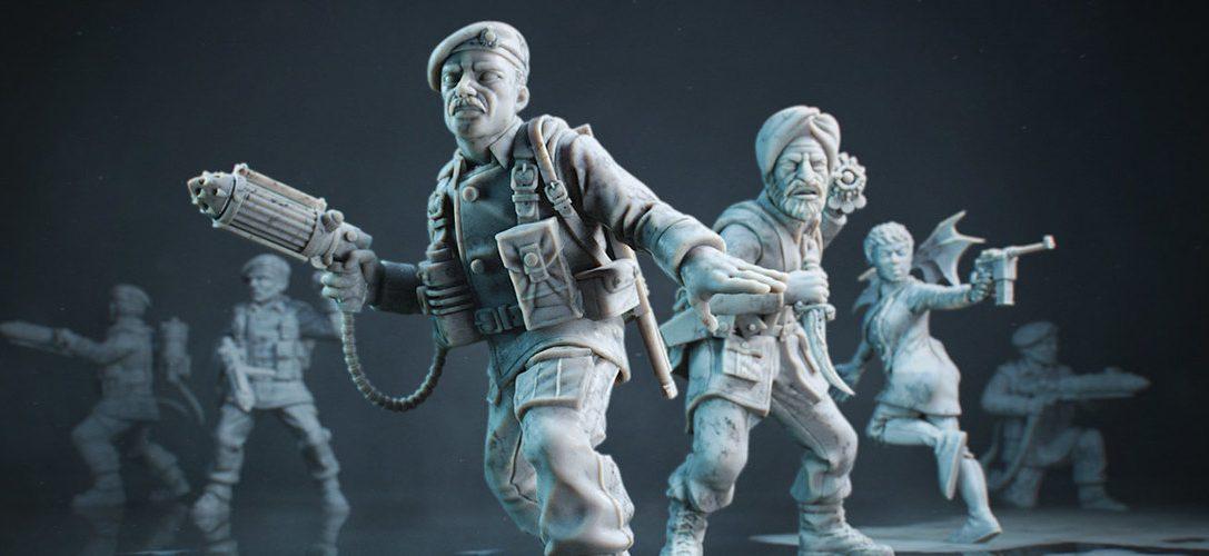 Le surnaturel s'invite dans la Seconde Guerre mondiale dans le jeu de stratégie au tour par tour Achtung! Cthulhu Tactics, bientôt disponible sur PS4