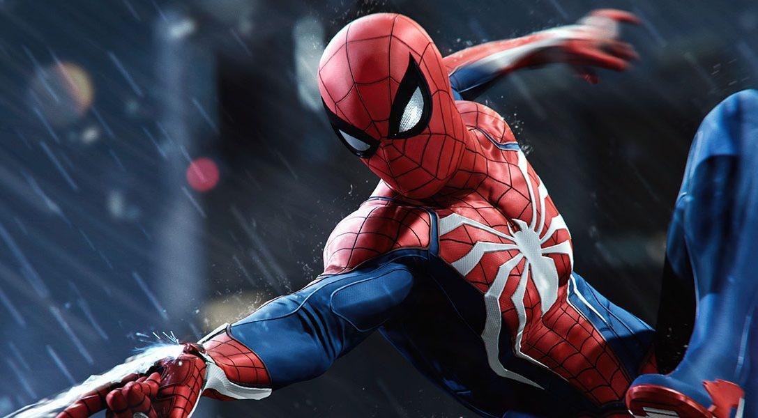 Annonce du contenu additionnel pour Marvel's Spider-Man