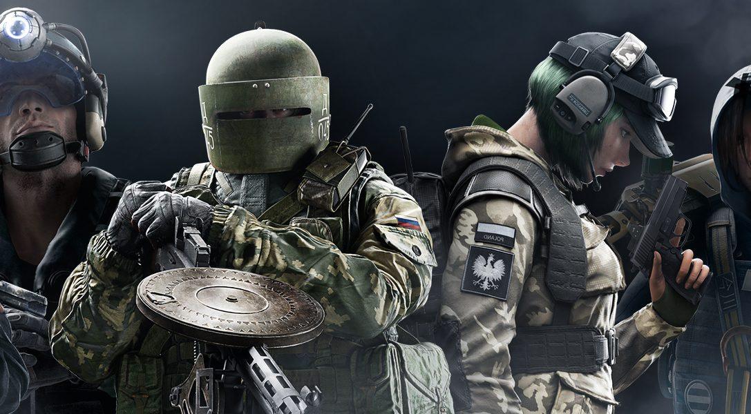 Jouez gratuitement à Rainbow Six Siege à partir de jeudi. Le jeu de tir tactique d'Ubisoft passe en version d'essai pour le week-end sur PS4