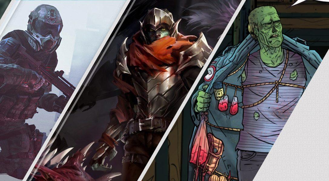 Les sorties les plus attendues sur PlayStation Store cette semaine : The Walking Dead, Warface, Death's Gambit