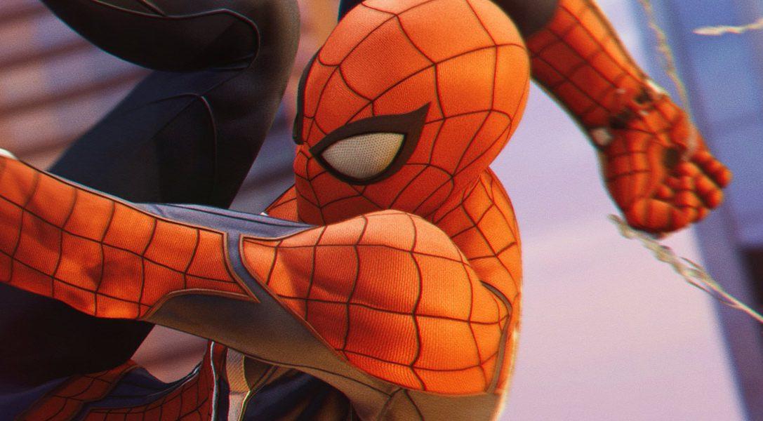 Découverte de Marvel's Spider-Man