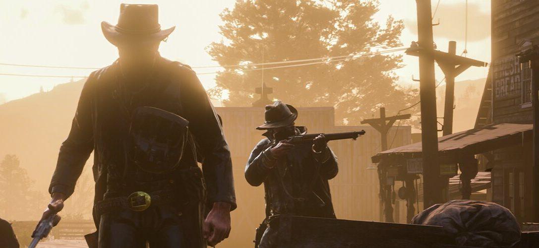 Red Dead Redemption 2 : découvrez la vidéo de gameplay officielle !