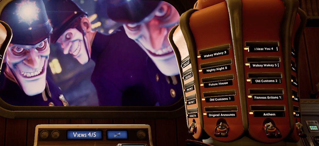 We Happy Few : Uncle Jack Live VR disponible aujourd'hui sur le PlayStation Store