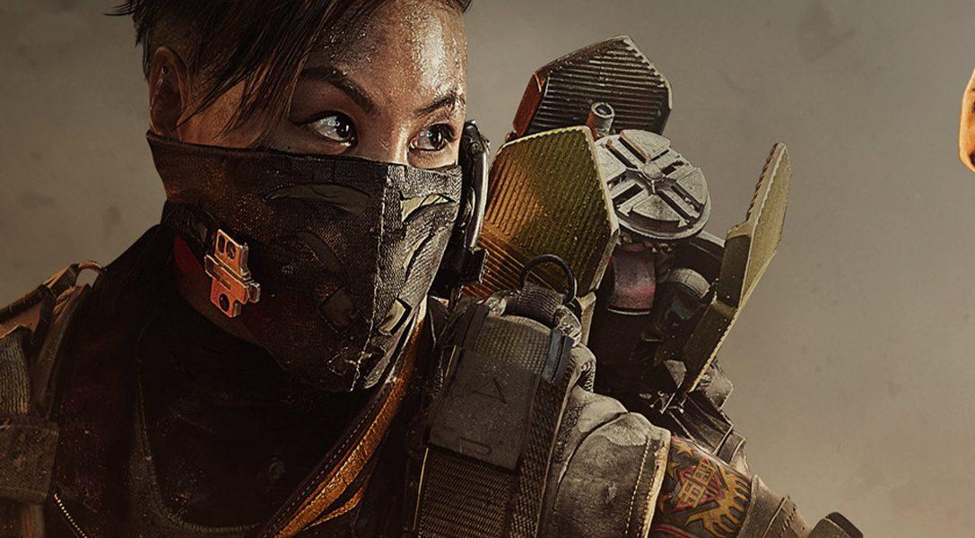 Cinq astuces pour votre premier contact avec la bêta multijoueur de Call of Duty: Black Ops 4