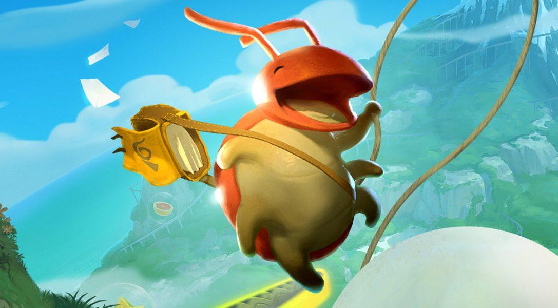 Yoku's Island Express, le jeu d'aventure aux allures de flipper, vous intrigue ? Alors essayez la démo sur PS4 dès aujourd'hui