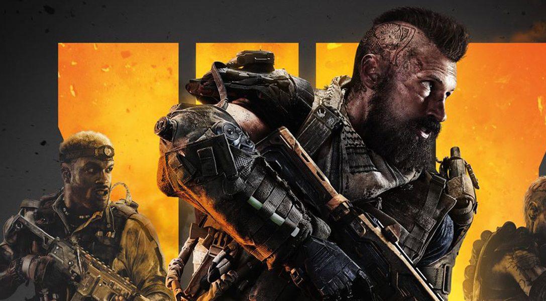 Les premiers détails post-lancement de Call of Duty: Black Ops 4 révélés