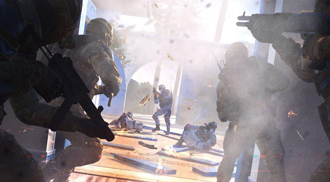 Vous avez 90 secondes pour désamorcer une bombe dans le nouveau mode JcJ de Warface, disponible aujourd'hui sur PS4