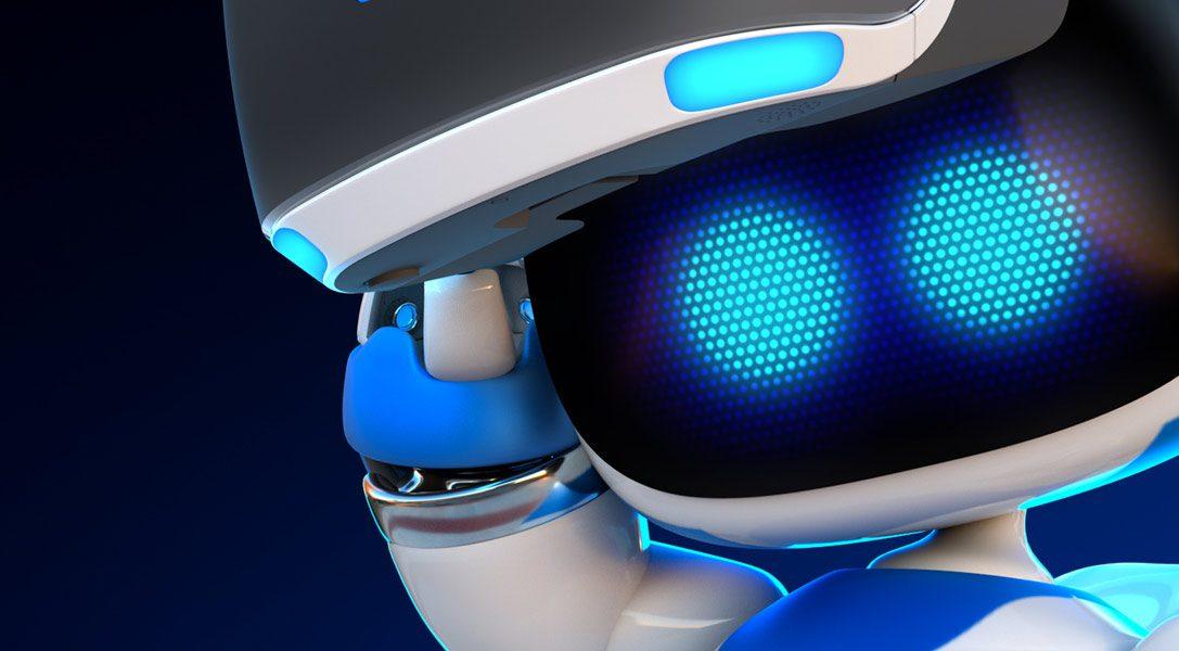 Le jeu de plateforme sur PS VR, Astro Bot Rescue Mission, débarque le 3 octobre 2018
