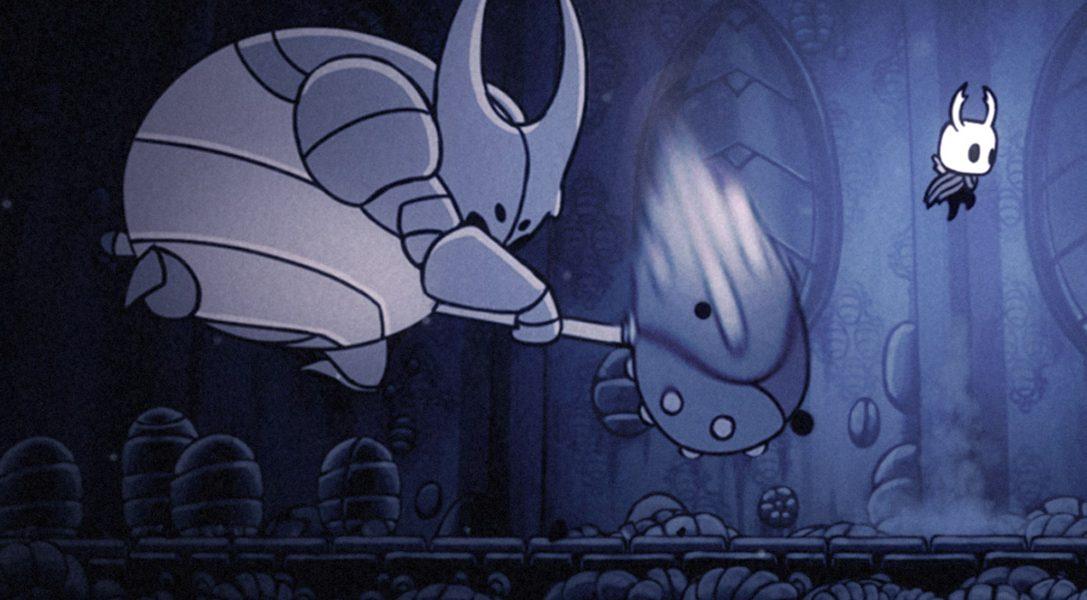 Hollow Knight : le jeu d'aventure en 2D encensé par la critique sortira sur PS4 le 25 septembre