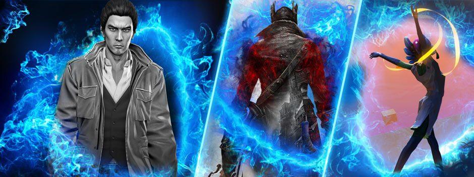 Bloodborne et Yakuza 5 font partie des nouveaux titres PS Now en septembre