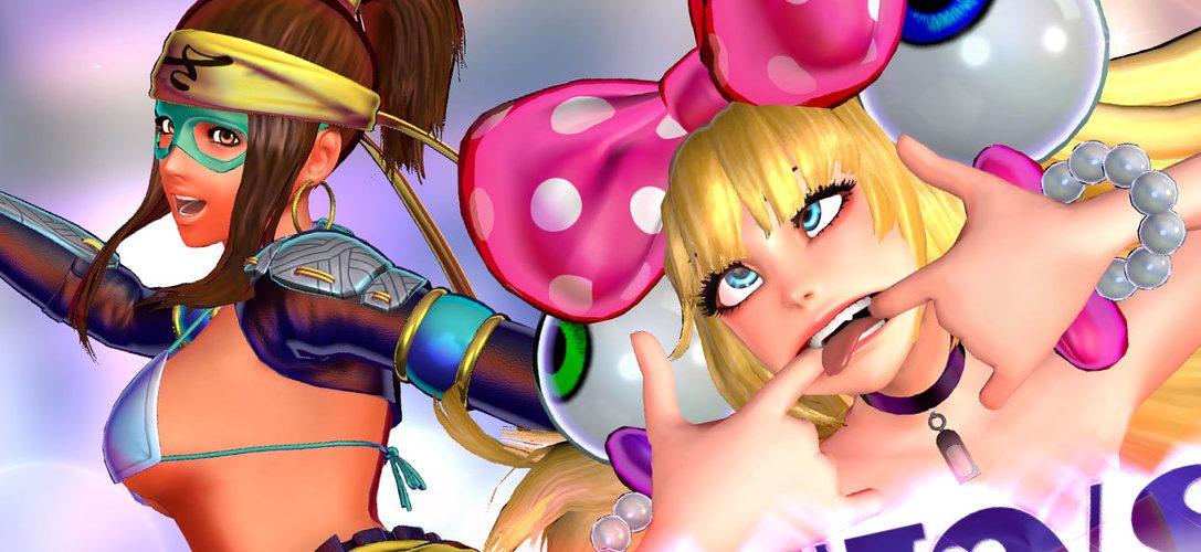 Les combattantes de Fatal Fury et Samurai Showdown se retrouvent dans SNK Heroines: Tag Team Frenzy, disponible aujourd'hui sur PS4