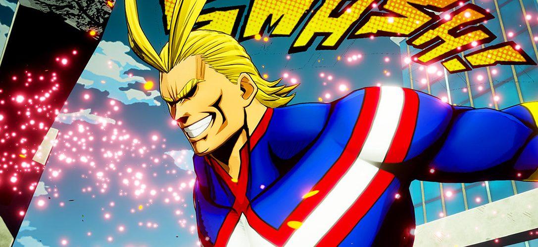Comment le jeu PS4 My Hero One's Justice a transformé des personnages de manga en combattants de jeux vidéo