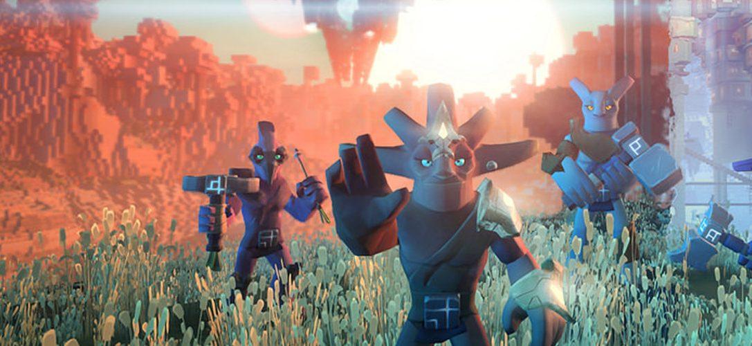 Explorez, échangez et créez un univers dans l'aventure MMO Boundless, la semaine prochaine sur PS4