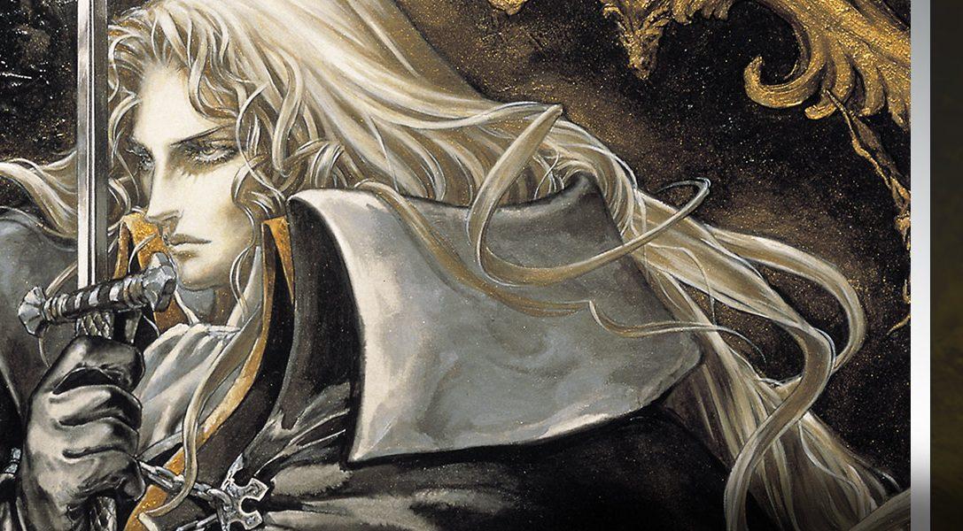 Castlevania Requiem revient avec deux grands classiques exclusivement sur PlayStation 4 le mois prochain