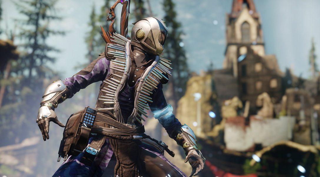Destiny 2 : Renégats débarque aujourd'hui sur PS4