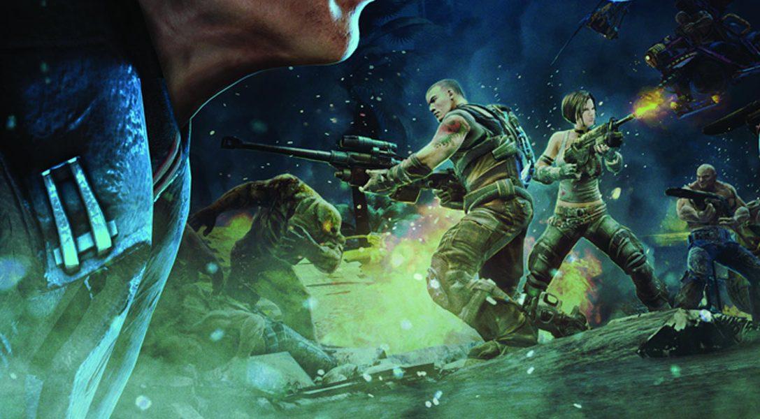 Bulletstorm: Full Clip Edition et Yakuza Kiwami sont vos jeux PlayStation Plus du mois de novembre