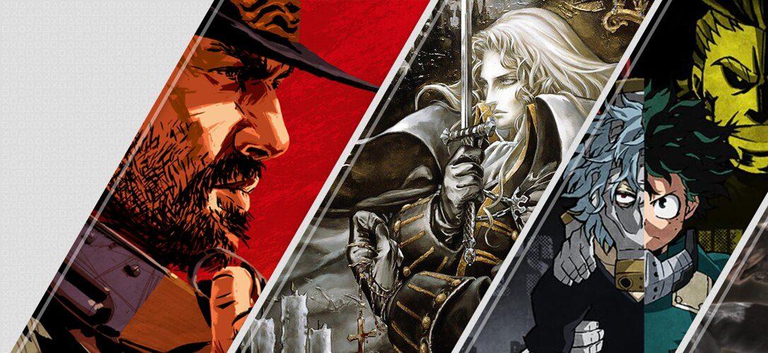 Les nouveautés de la semaine sur le PlayStation Store : Red Dead Redemption 2 et Castlevania Requiem