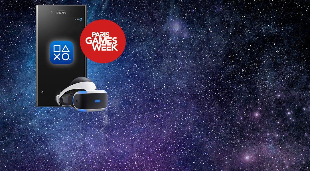 Réservez votre session PS VR à la Paris Games Week !