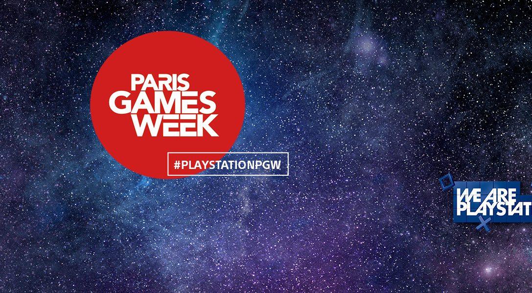 Ne faîtes plus la queue à la Paris Games Week !
