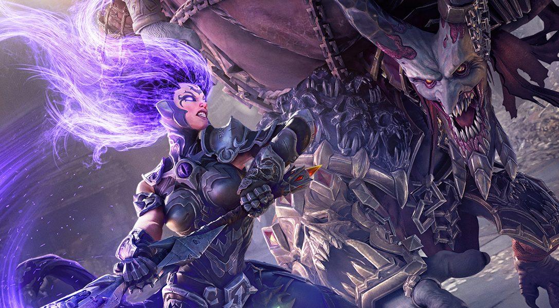Dans Darksiders III, le fouet de Fury est composé de 347 lames