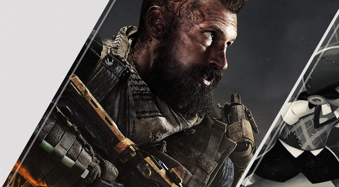 Les titres à la une sur PlayStation Store cette semaine : Call of Duty: Black Ops 4, My Memory of Us