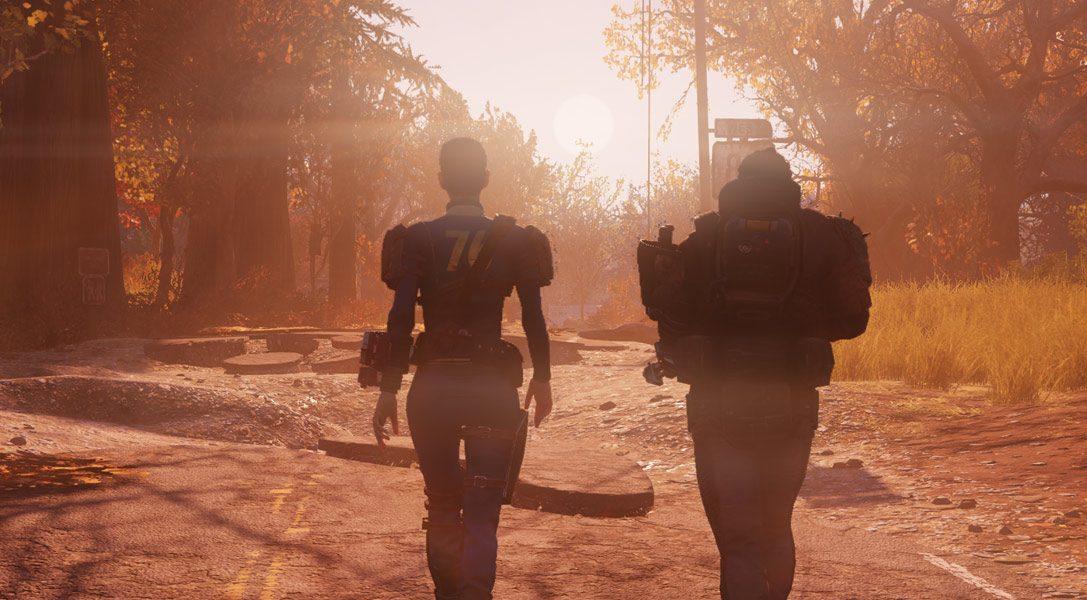 7 choses à savoir à propos de la bêta de Fallout 76, qui démarre aujourd'hui sur PS4