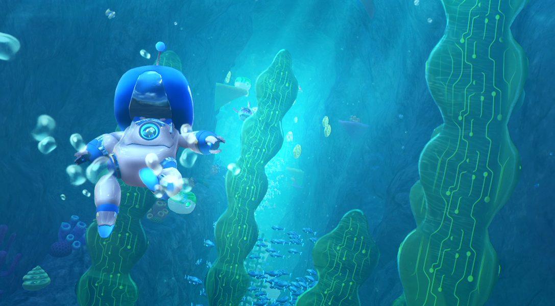 Astro Bot Rescue Mission est disponible dès maintenant sur PS VR !