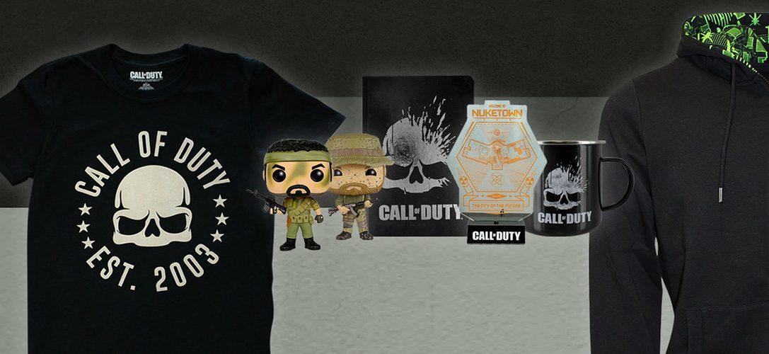 Faites des économies sur une sélection de produits Call of Duty cette semaine sur PlayStation Gear