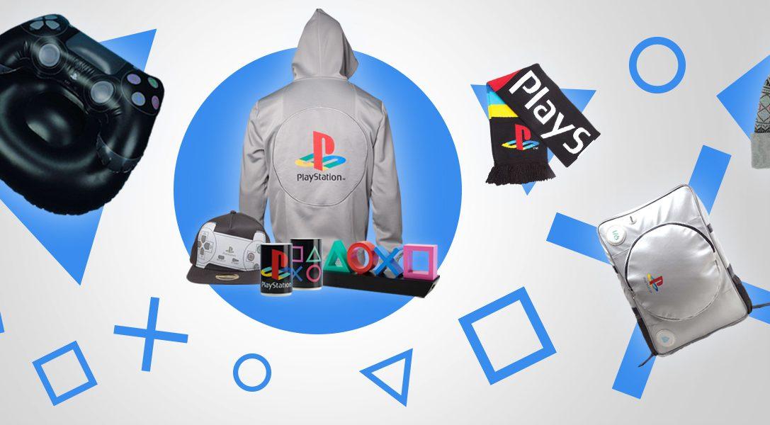 Économisez jusqu'à 50 % sur le meilleur des accessoires au thème PlayStation