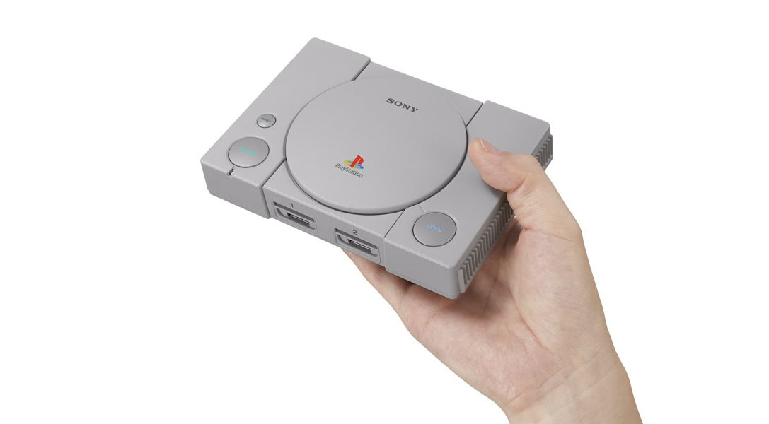 La liste complète des 20 jeux de la PlayStation Classic