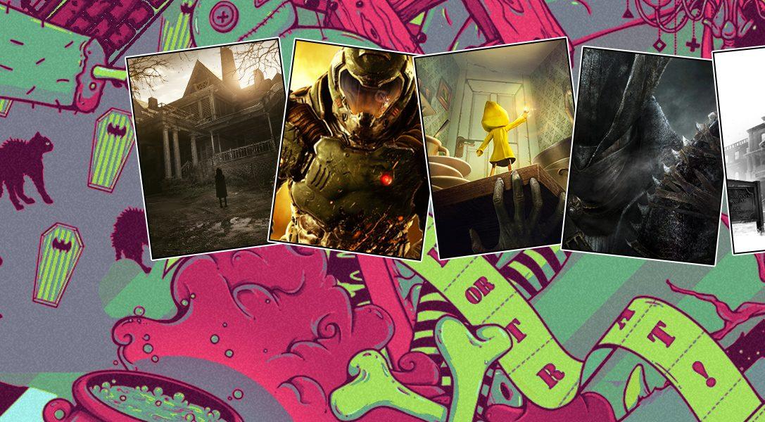 Passez une soirée de Halloween parfaite avec 15 jeux d'horreur à prix réduit