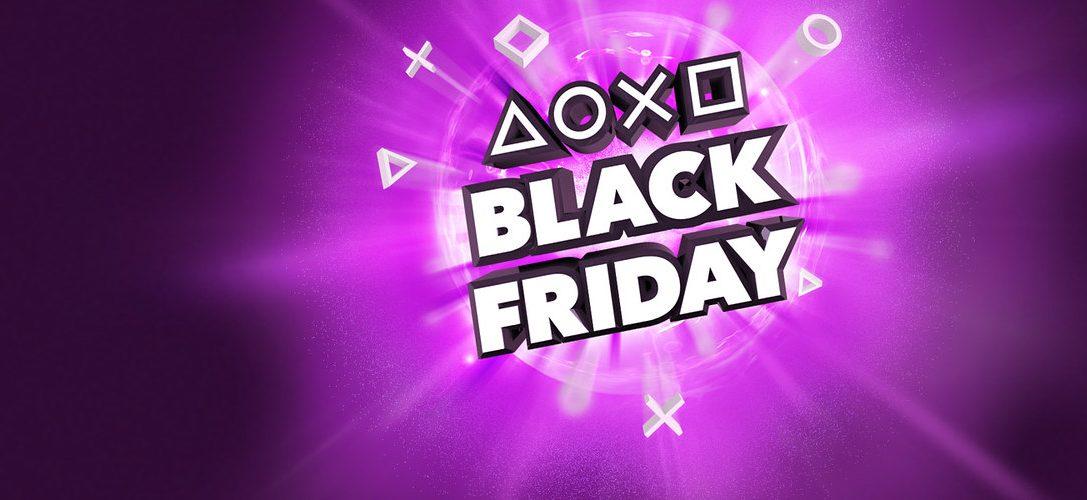 Ne manquez pas les offres incroyables pour le Black Friday sur des packs PS4 et PS VR ainsi que des manettes Dualshock 4