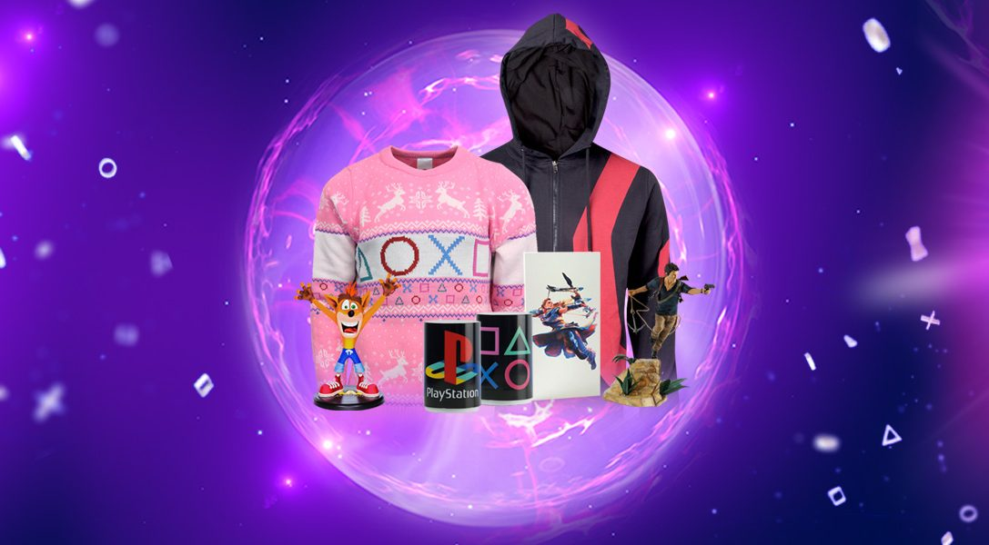 Profitez d'offres spéciales Black Friday sur des centaines de produits sur PlayStation Gear