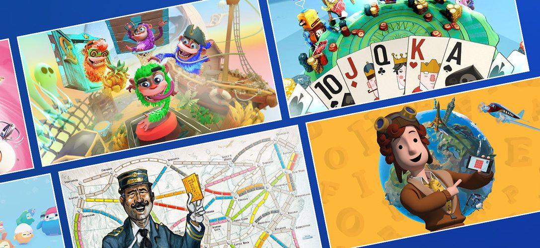Passez une soirée en famille amusante avec ces 6 nouveaux jeux PlayLink disponibles sur PS4