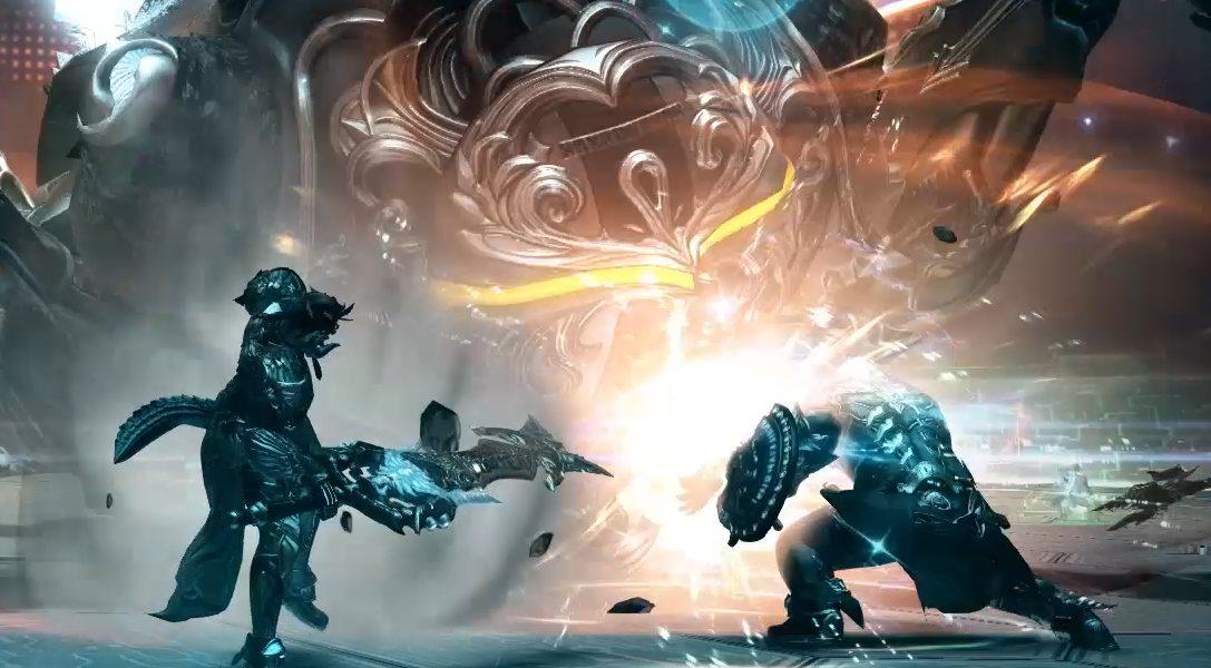 Comment Square-Enix a donné vie au boss fight épique d'Oméga dans son MMO sur PS4 Final Fantasy XIV
