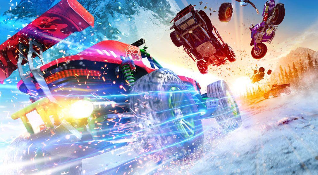 SOMA et Onrush sont vos jeux PlayStation Plus du mois de décembre