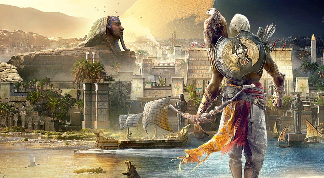 Assassin's Creed Origins : découvrez l'offre de la semaine sur PlayStation Store