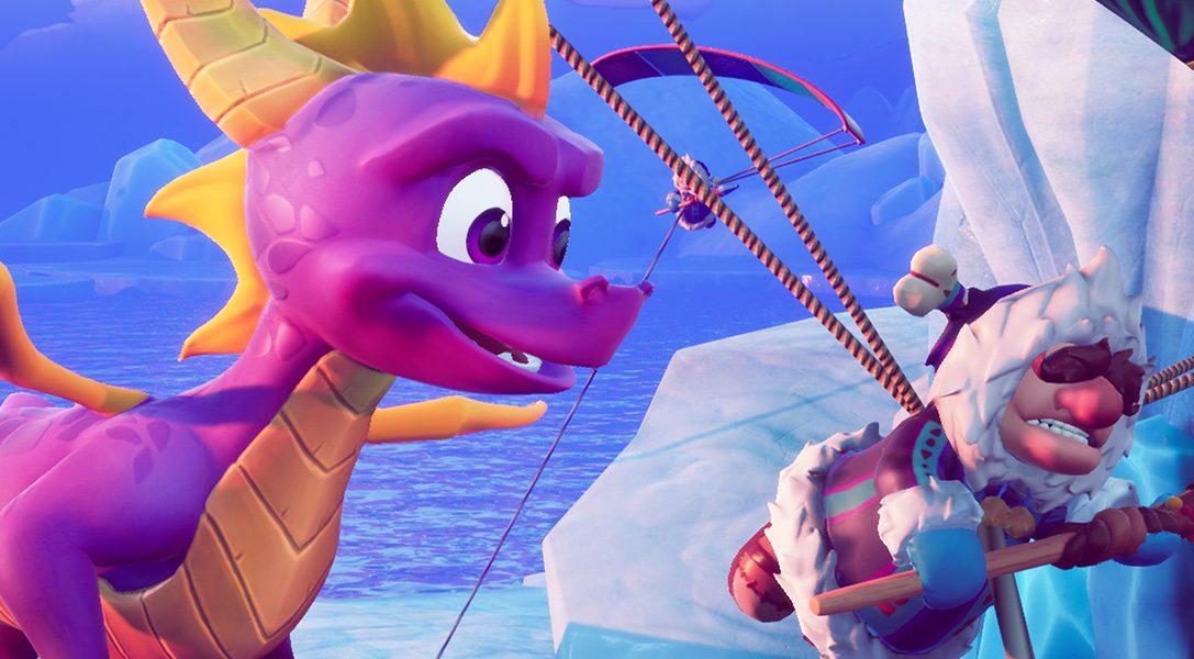 Le retour de Spyro : les créateurs de la Spyro Reignited Trilogy nous disent comment ils ont réimaginé la franchise adorée pour son remake sur PS4